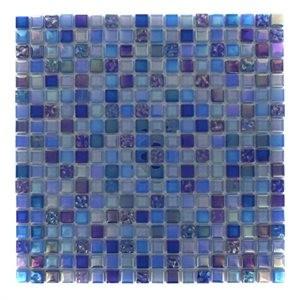 JEWEL tile, Blueberry by Soho Tiles