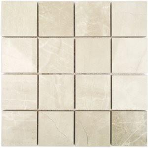 KASHMIR tile, Hueso by Soho Tiles