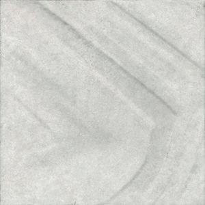 KN Kandinsky tile, Gray by Del Conca