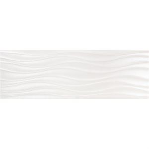 NACAR tile, Current White by Soho Tiles