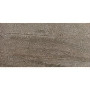 SEQUOIA tile, Dark Stagg Matte by Soho Tiles