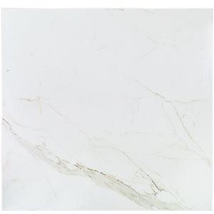 VERSILIA tile, Calacatta Matte by Soho Tiles