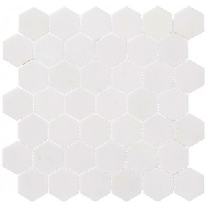 Colonial Series, Light Canopy hex glass tile