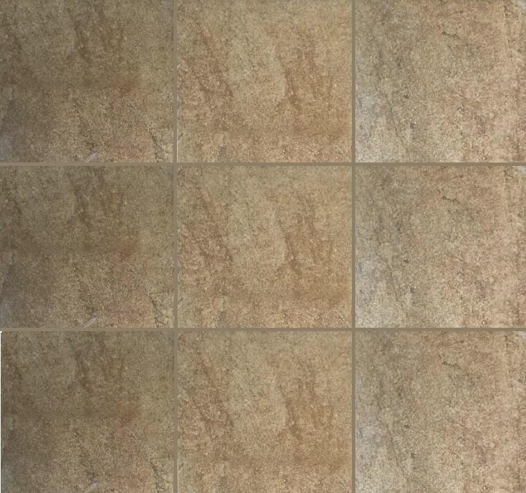 Beige floor