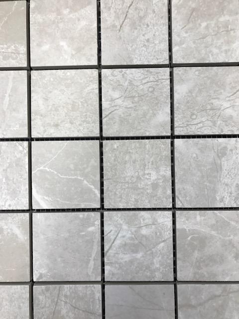 York Grigio mosaic