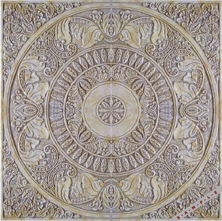 Where to buy Bali Architectural Ceramic tiles. Stone & Pewter Accents.