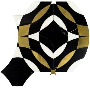 KALEIDOSCOPE marble tile