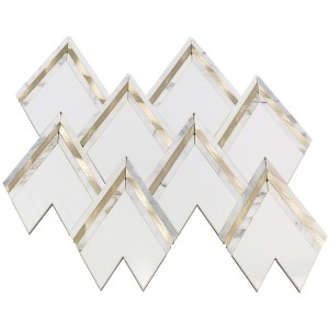 VANESSA DELEON marble tile