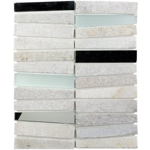 VISION TRAPEZOID quartz tile