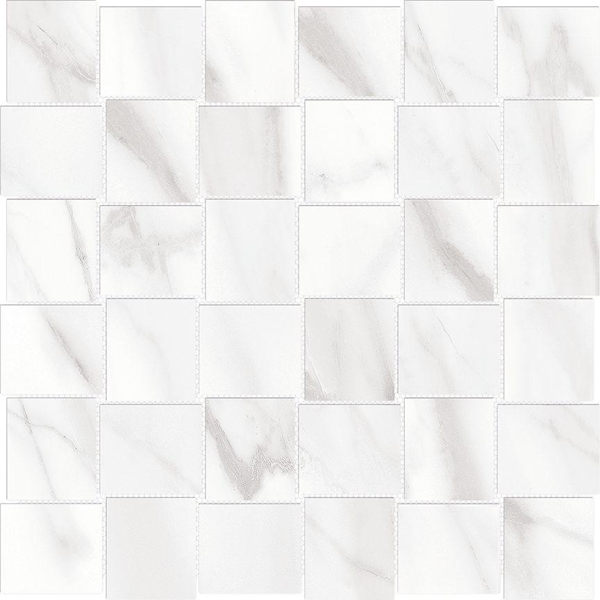 Volakas Grigio Mosaic
