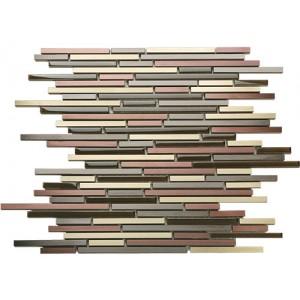 Metal Plus mosaic tile