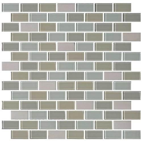 Oasis 3/4 x 1 1/2 Brick-joint Mosaic BP98