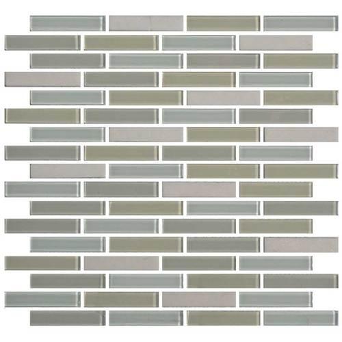 Oasis 5/8 x 3 Brick-joint Mosaic BP98