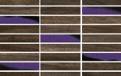 Chestnut Dream Purple Mosaico