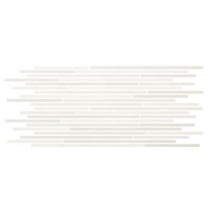 White Mosaico Slide