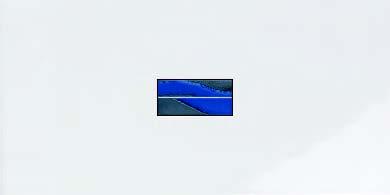 WHITE INSERTO FRAGMENTS BLUE